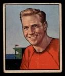 1950 Bowman #106  Ed Carr  Front Thumbnail
