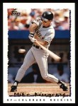 1995 Topps #615   Mike Kingery Front Thumbnail
