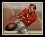 1950 Bowman #71  Emil Sitko  Front Thumbnail