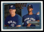 1997 Topps #480   Pete Tucci / Joe Lawrence Front Thumbnail