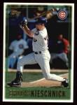 1997 Topps #389  Brooks Kieschnick  Front Thumbnail