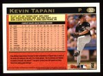 1997 Topps #32  Kevin Tapani  Back Thumbnail