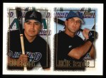 1997 Topps #469  Rod Barajas / Jackie Rexrode  Front Thumbnail