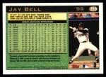 1997 Topps #259  Jay Bell  Back Thumbnail