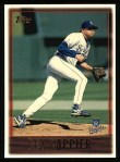1997 Topps #30  Kevin Appier  Front Thumbnail