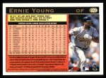 1997 Topps #329  Ernie Young  Back Thumbnail