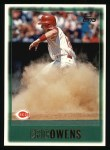 1997 Topps #266  Eric Owens  Front Thumbnail