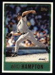 1997 Topps #366  Mike Hampton  Front Thumbnail