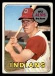 1969 Topps #145   Max Alvis Front Thumbnail