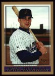 1998 Topps #409   Dave Dellucci Front Thumbnail