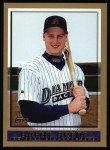 1998 Topps #471  Brent Brede  Front Thumbnail