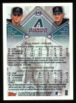 1998 Topps #499   Brad Penny / Nick Bierbrodt Back Thumbnail