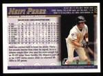 1998 Topps #372   Neifi Perez Back Thumbnail