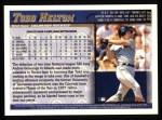 1998 Topps #323  Todd Helton  Back Thumbnail