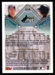 1998 Topps #500  Dustin Carr / Luis Cruz  Back Thumbnail