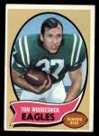 1970 Topps #210   Tom Woodeshick Front Thumbnail