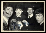 1964 Topps Beatles Black and White #106   George Harrison Front Thumbnail