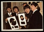 1964 Topps Beatles Diary #35 A George Harrison  Front Thumbnail