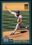 2001 Topps #127  Paul Quantrill  Front Thumbnail