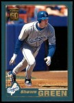 2001 Topps #20  Shawn Green  Front Thumbnail