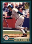 2001 Topps #69  Manny Alexander  Front Thumbnail