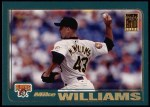 2001 Topps #303  Mike Williams  Front Thumbnail