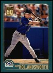 2001 Topps #218  Todd Hollandsworth  Front Thumbnail