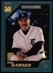 2001 Topps #331   Phil Garner Front Thumbnail