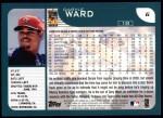 2001 Topps #6  Daryle Ward  Back Thumbnail