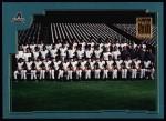 2001 Topps #753   Arizona Diamondbacks Team Front Thumbnail