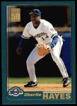 2001 Topps #187  Charlie Hayes  Front Thumbnail