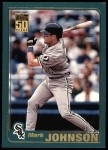 2001 Topps #130  Mark Johnson  Front Thumbnail