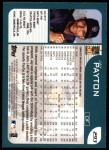 2001 Topps #293   Jay Payton Back Thumbnail