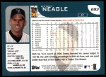 2001 Topps #693  Denny Neagle  Back Thumbnail
