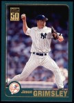 2001 Topps #258   Jason Grimsley Front Thumbnail