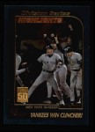 2001 Topps #402   New York Yankees Front Thumbnail