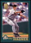 2001 Topps #468   Billy Wagner Front Thumbnail