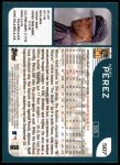 2001 Topps #507   Neifi Perez Back Thumbnail
