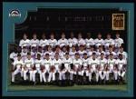 2001 Topps #761   Colorado Rockies Team Front Thumbnail