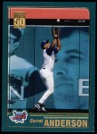 2001 Topps #4  Garret Anderson  Front Thumbnail