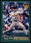 2001 Topps #196  Danny Patterson  Front Thumbnail