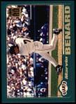 2001 Topps #301  Marvin Benard  Front Thumbnail