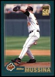 2001 Topps #33  Mike Mussina  Front Thumbnail