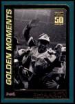 2001 Topps #385  Hank Aaron  Front Thumbnail