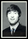 1964 Topps Beatles Black and White #157  John Lennon  Front Thumbnail