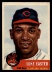 1953 Topps #2   Luke Easter Front Thumbnail