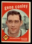 1959 Topps #492  Gene Conley  Front Thumbnail