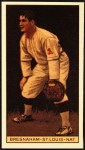 1912 T207 Reprints #19   Roger Bresnahan   Front Thumbnail