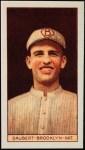1912 T207 Reprints #39   Jake Daubert  Front Thumbnail