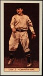 1912 T207 Reprints #49    Larry Doyle Front Thumbnail